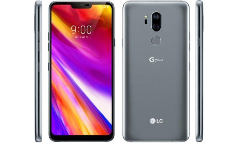 LG G7 фото
