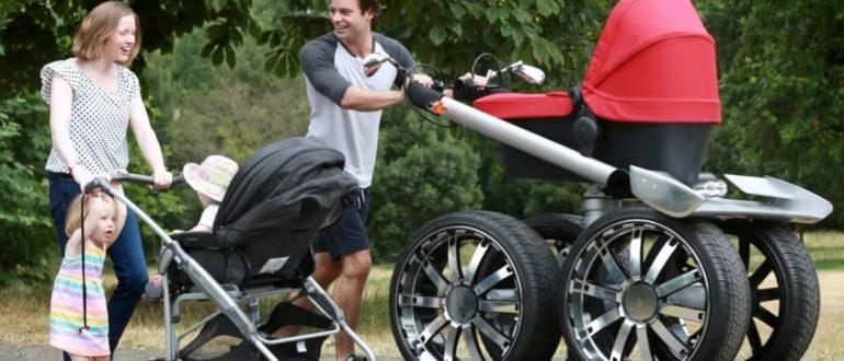 Какая детская коляска лучше?