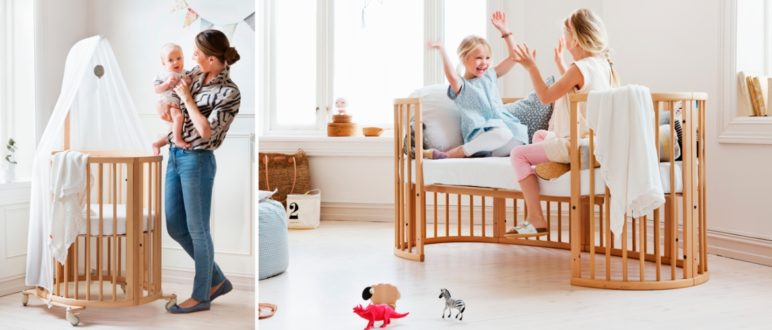 Кровать для новорожденных трансформер рейтинг