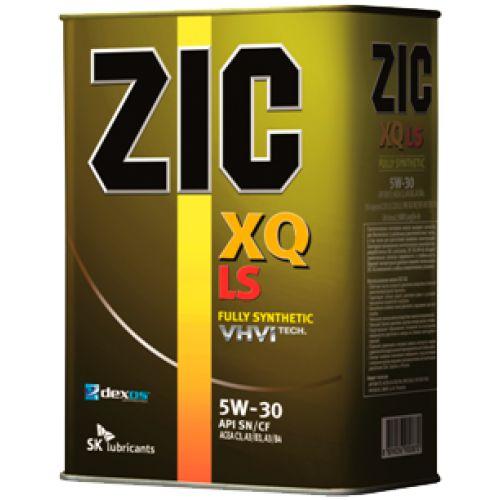ZIC XQ LS 5W-30 4 л