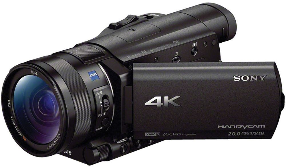 Sony FDR-AX 100E
