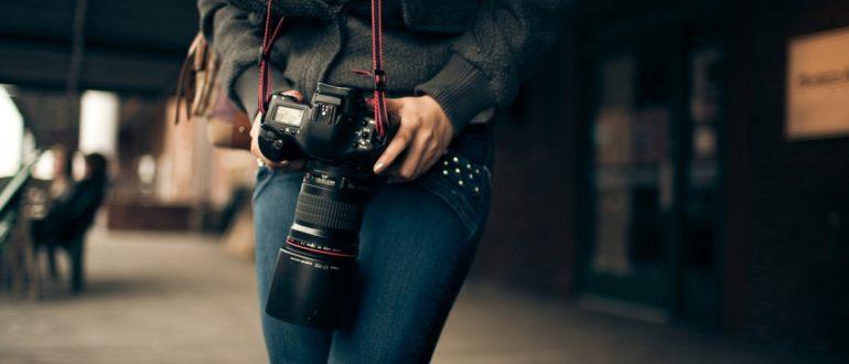 Выбираем лучший зеркальный фотоаппарат
