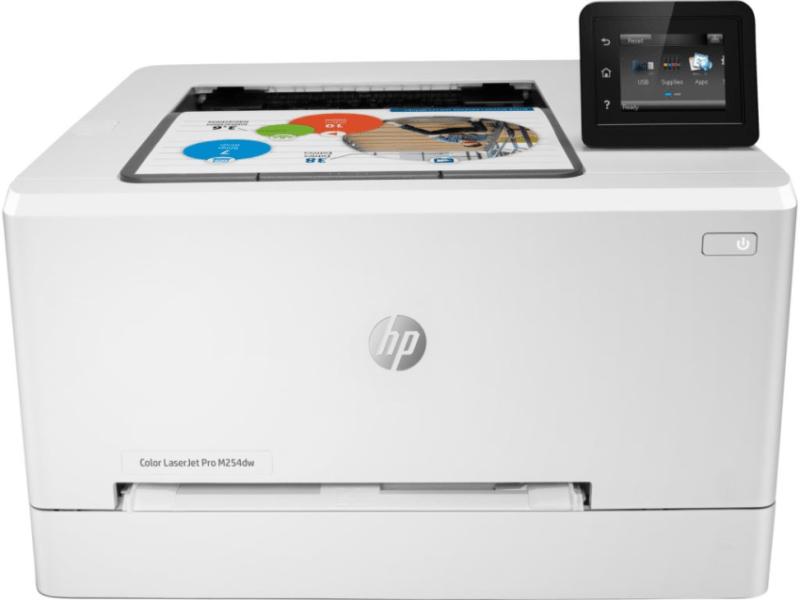 HP Color LaserJet Pro M254dw фото