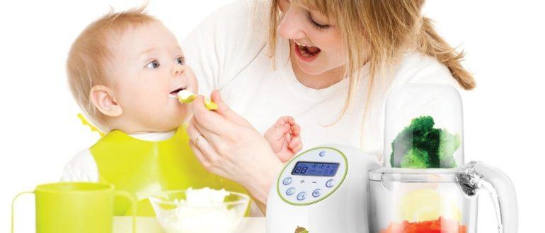 Выбираем лучшее детское питание