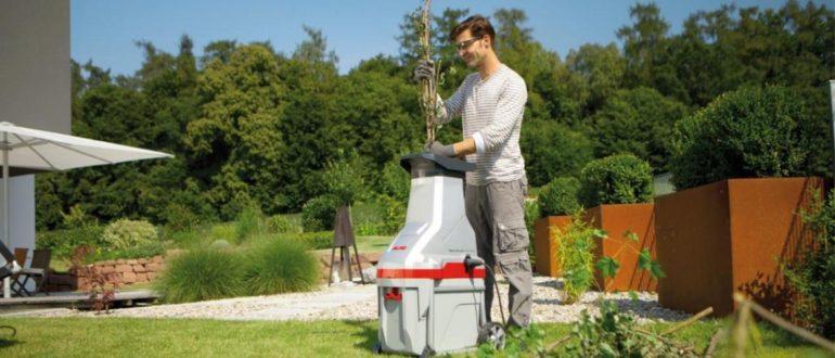 Как выбрать хороший садовый измельчитель веток?