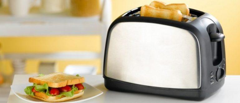 Лучшие тостеры - рейтинг