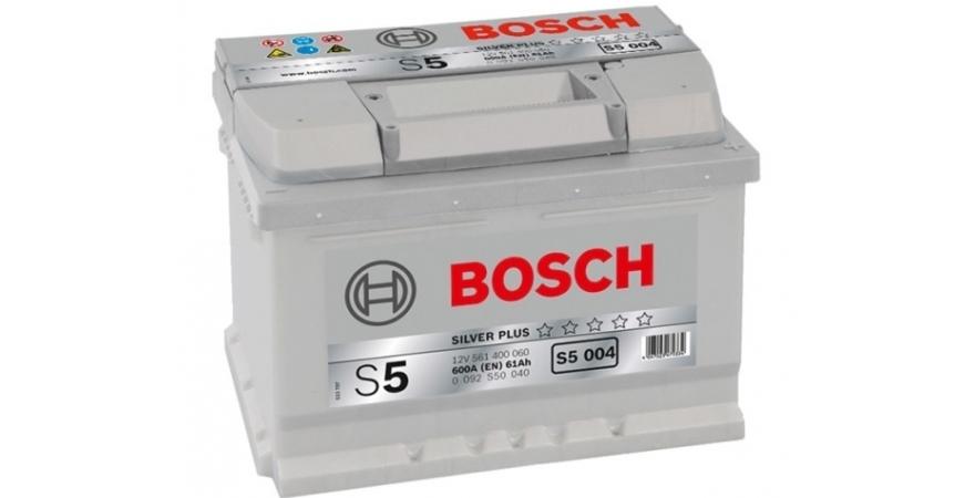 Bosch S5 Silver Plus фото