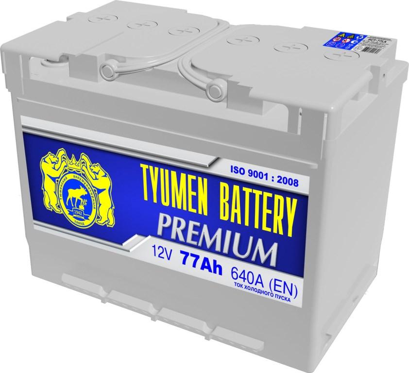 Tyumen Battery Premium фото