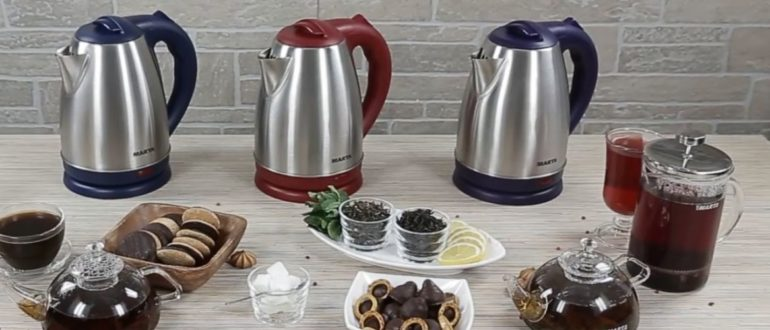 Выбираем лучший электрический чайник