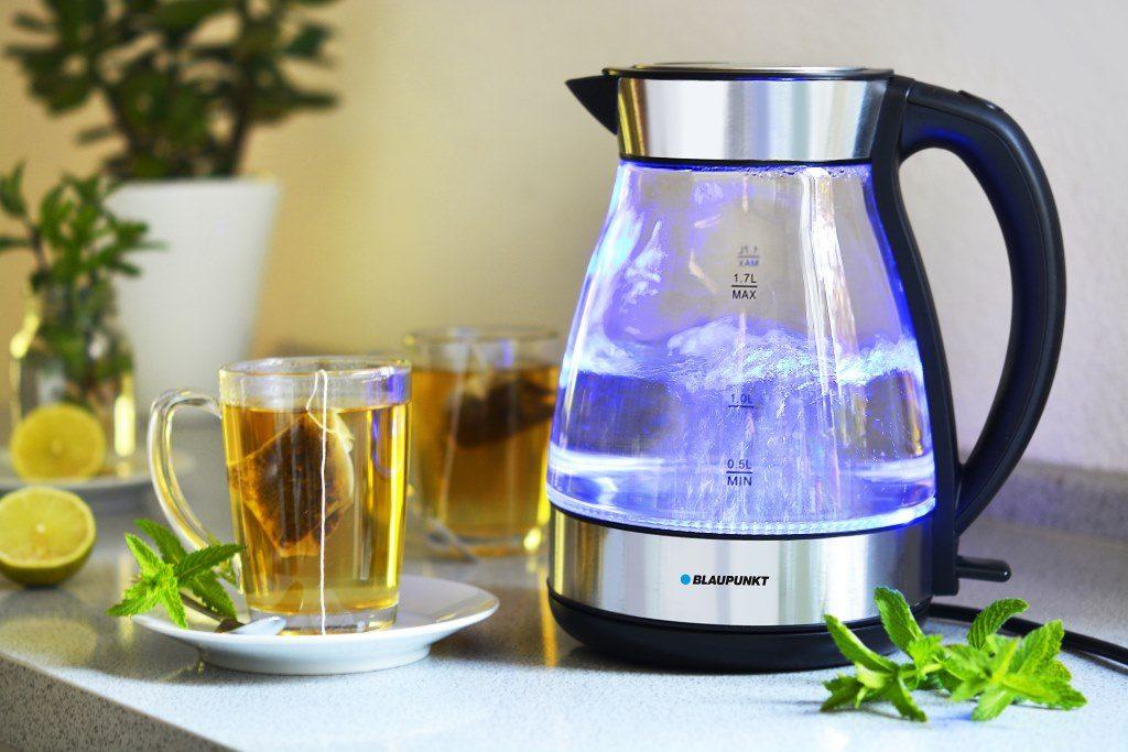 Как выбрать электрический чайник?