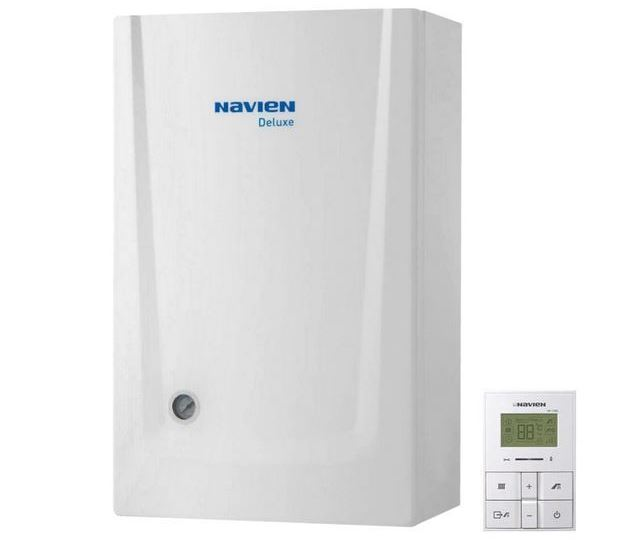 Navien DELUXE 16A White фото