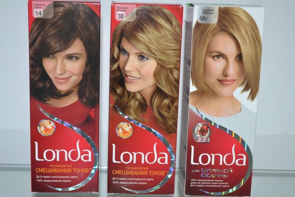 Крем-краска Londa фото
