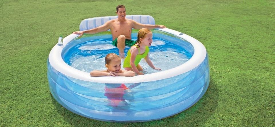 Intex Swim Center 57190 Family Lounge фото
