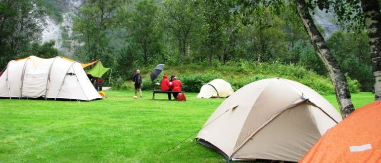 Выбираем лучшую палатку