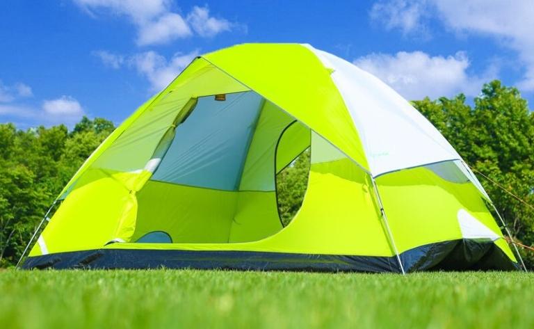 Выбираем палатку для туризма