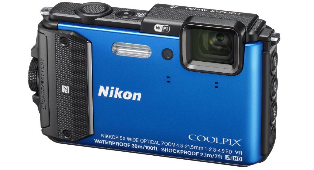 Nikon Coolpix AW 130 фото