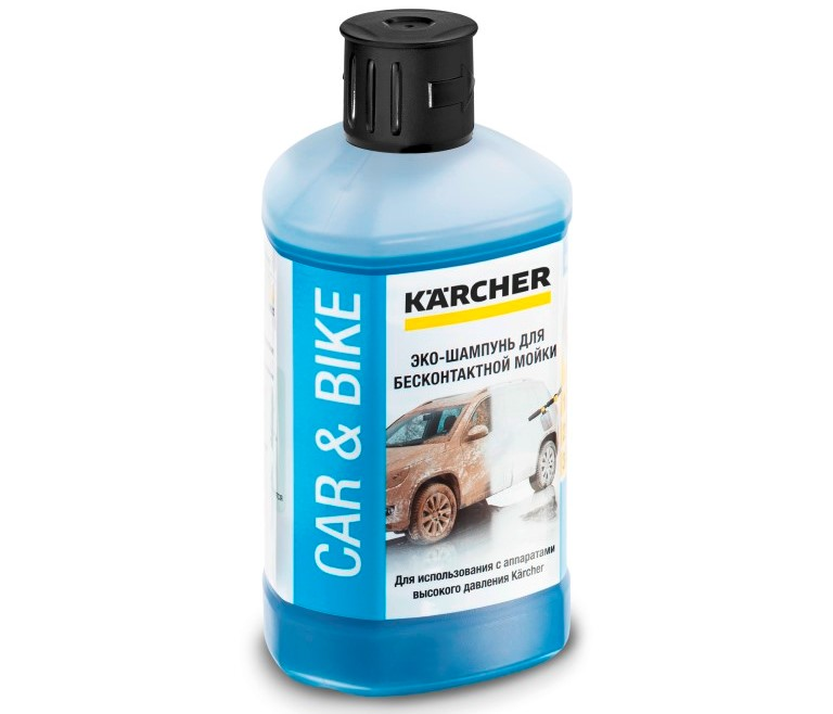 Karcher Ultra Foam Cleaner фото