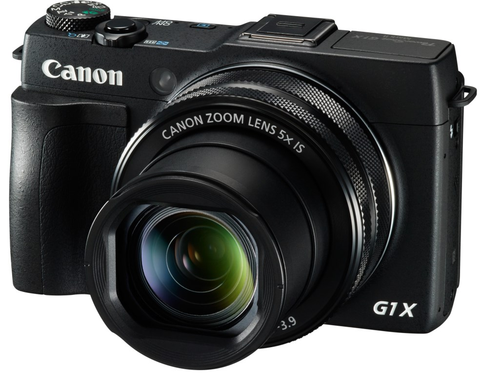 Canon PowerShot G1 Mark II фото