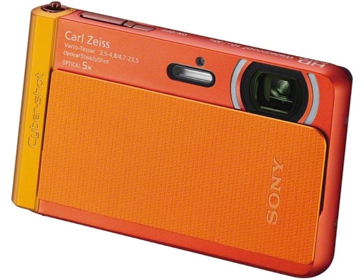 Sony Cyber-shot DSC-TX 30 фото