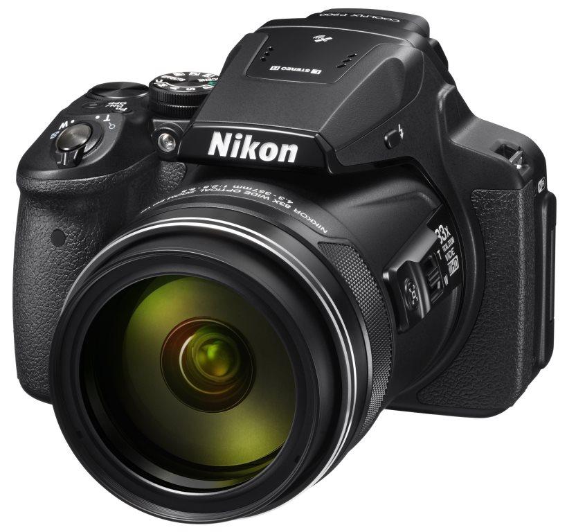 Nikon Coolpix P900 фото