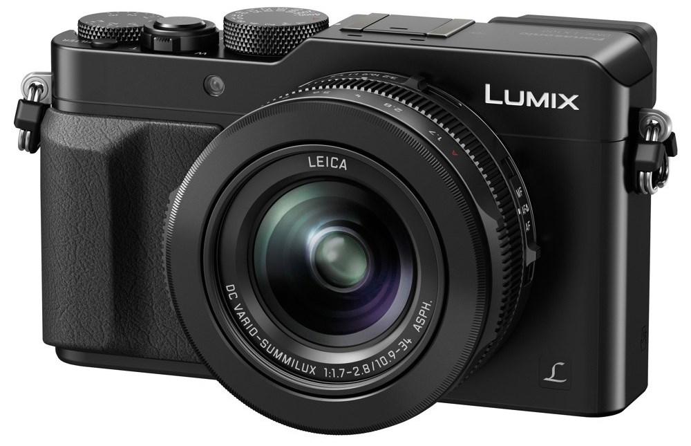 Panasonic Lumix DMC-LX 100 фото