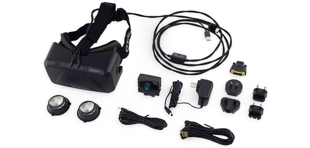 Всё об Oculus Rift, DK2: обзор, цены, игры и вообще что это?