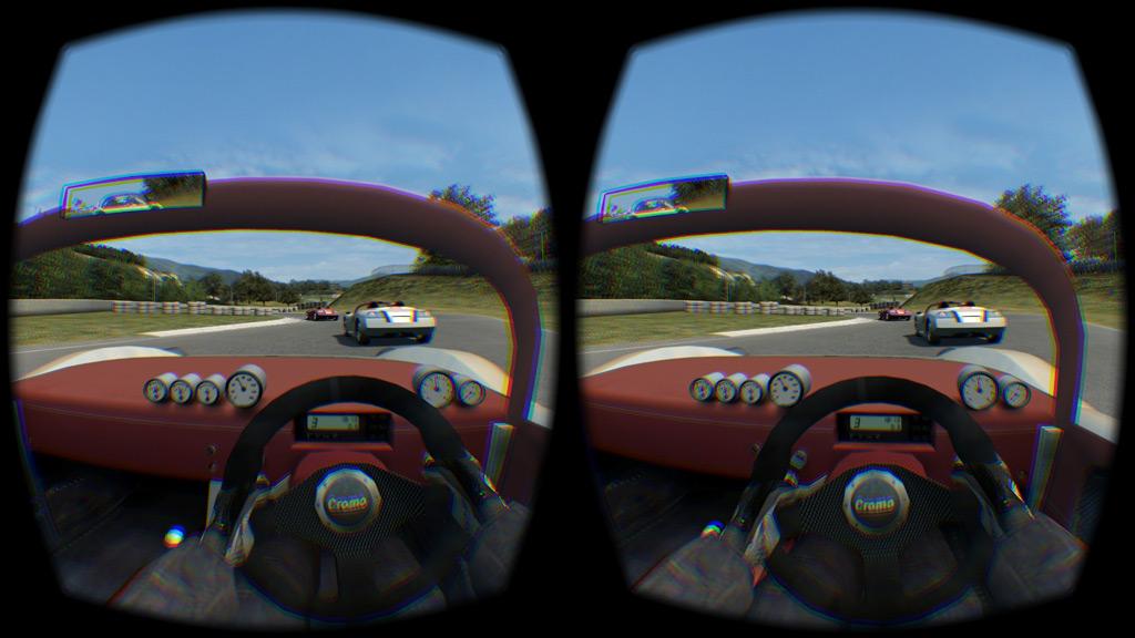 игры в шлеме виртуальной реальности