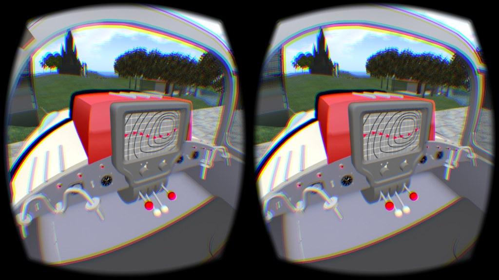 игры в шлеме от Oculus VR фото