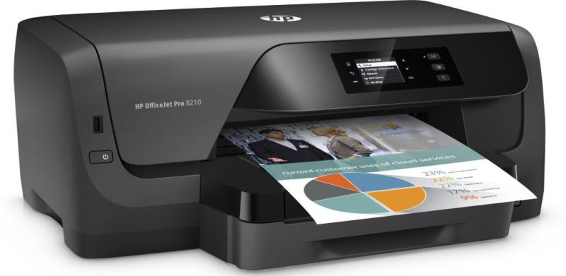 HP OfficeJet Pro 8210 фото
