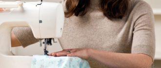 Выбираем лучшую швейную машину