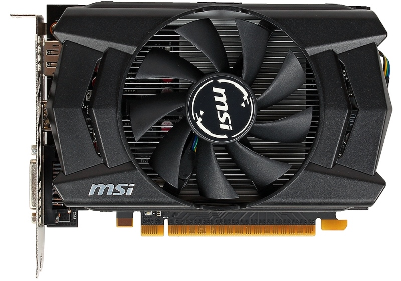 MSI Radeon R7360 OC фото
