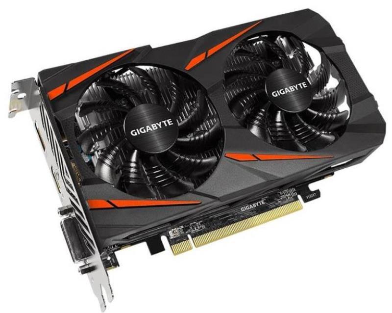 GigaByte Radeon RX 460 1212Mhz PCI-E 3.0 фото