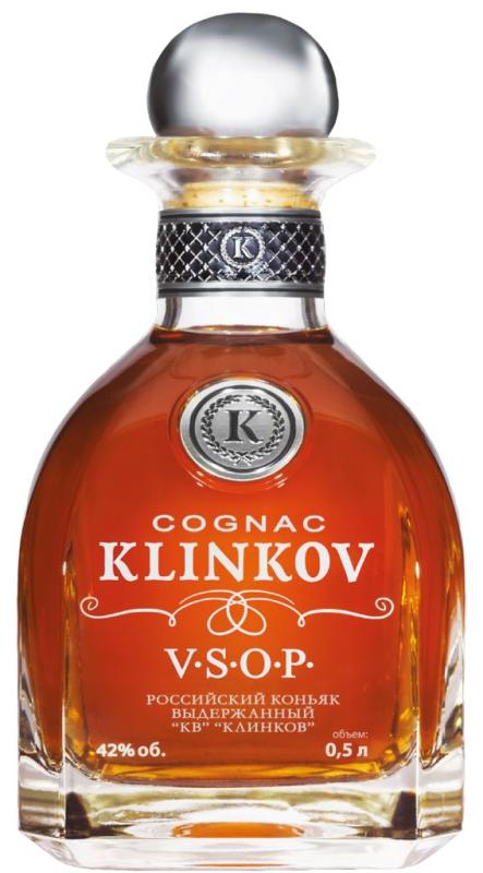 Klinkov VSOP фото