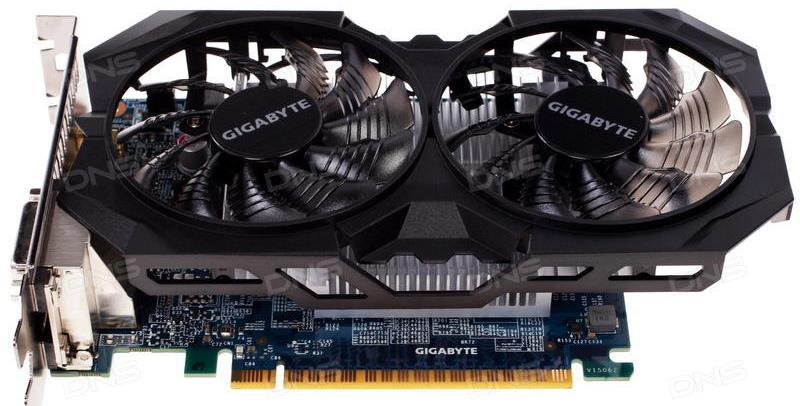 GIGABYTE GeForce GTV 750 Ti фото
