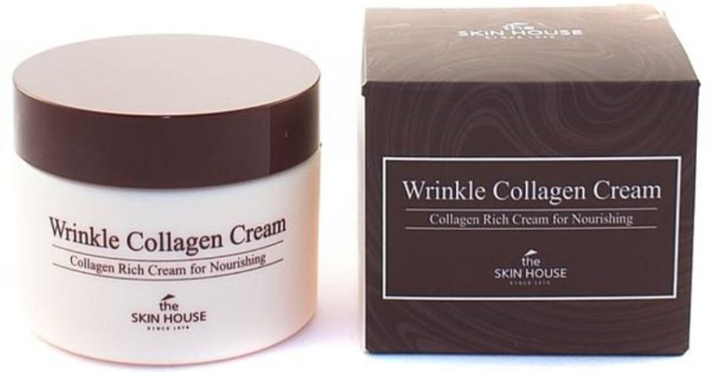 The Skin House Wrinkle Collagen Cream фото
