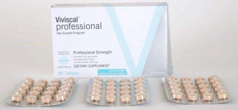 Витамины для волос Viviscal фото