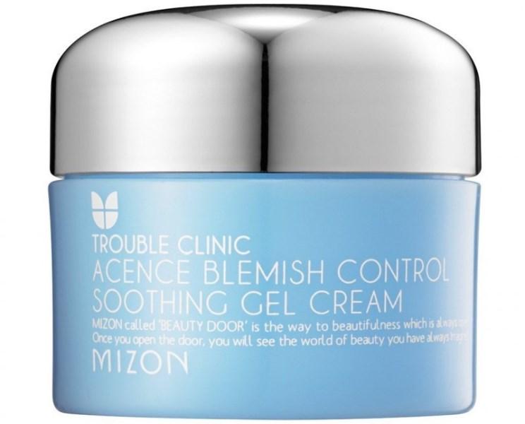 Mizon Acence Blemish Control Soothing Gel Cream фото