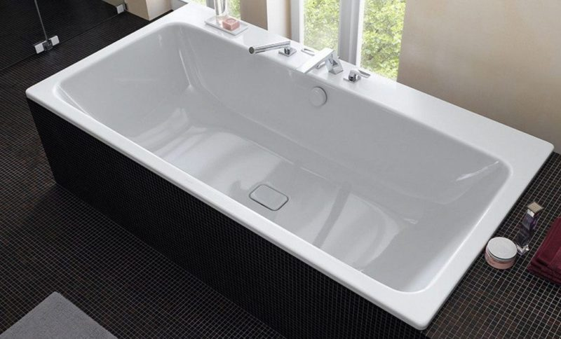 Как выбрать стальную ванную правильно