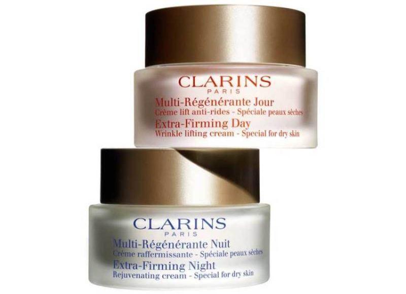 Clarins Multi-Regenerante Extra-Firming Day фото