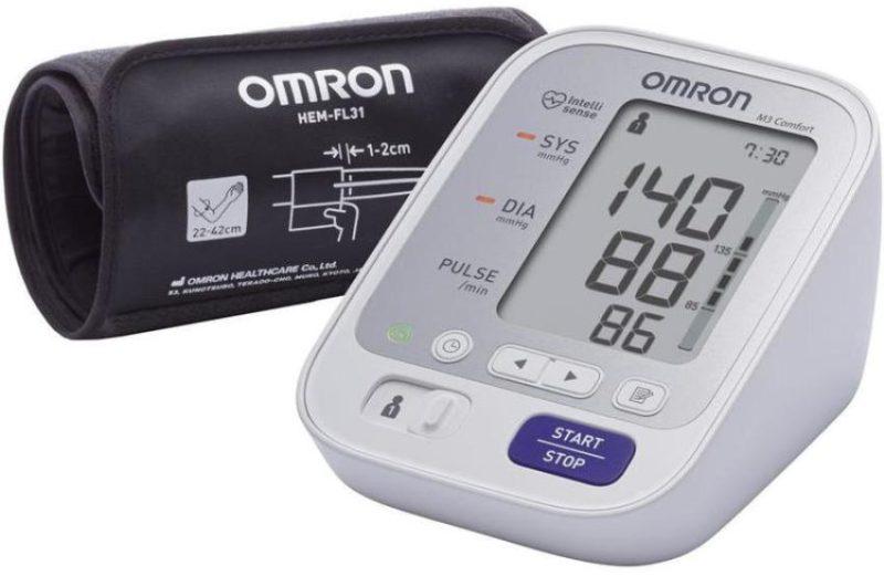 Тонометр Omron M3 Comfort фото