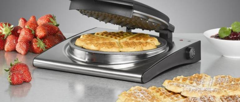Вафельница - готовим вкусно