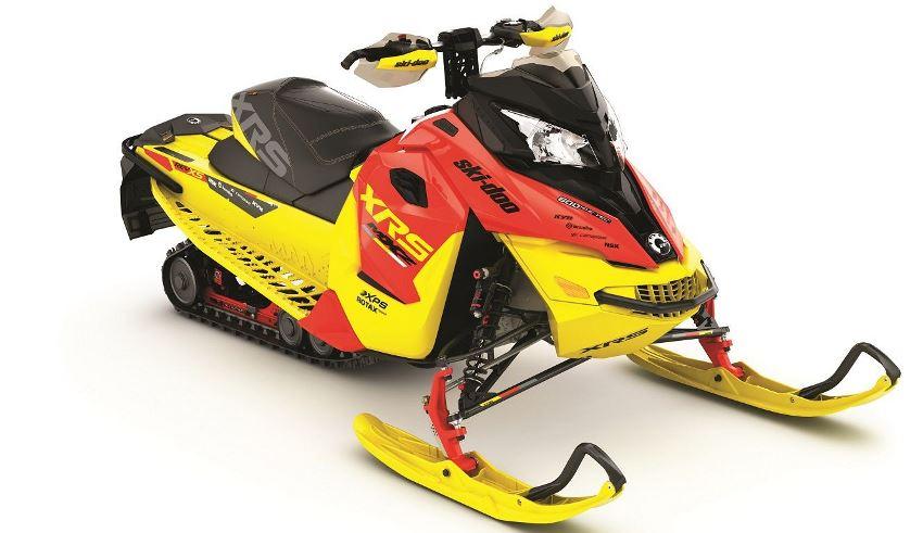 BRP Ski-Doo RENEGADE X-RS 800R E-TEC фото