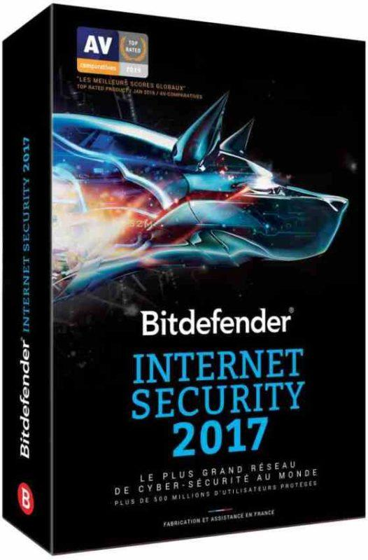 BitDefender Internet Security 2018 фото