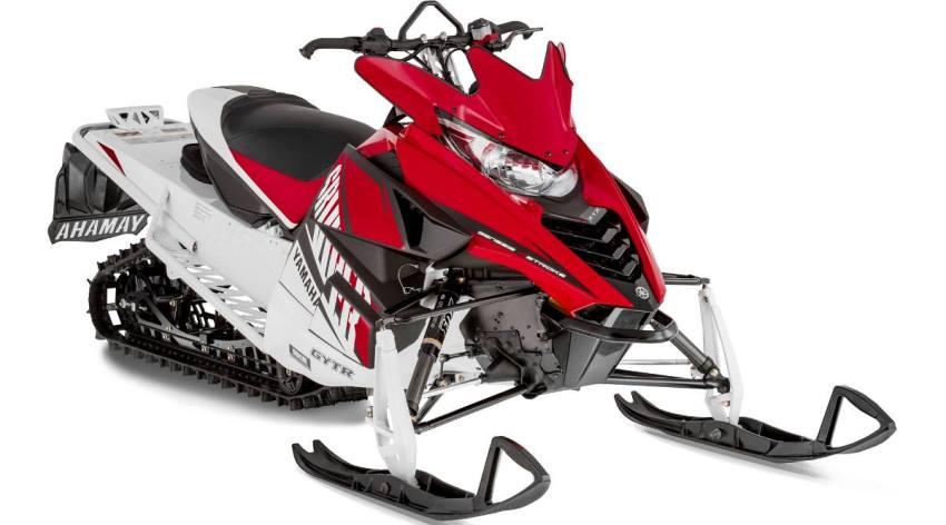 Yamaha SR Viper X-TX SE фото