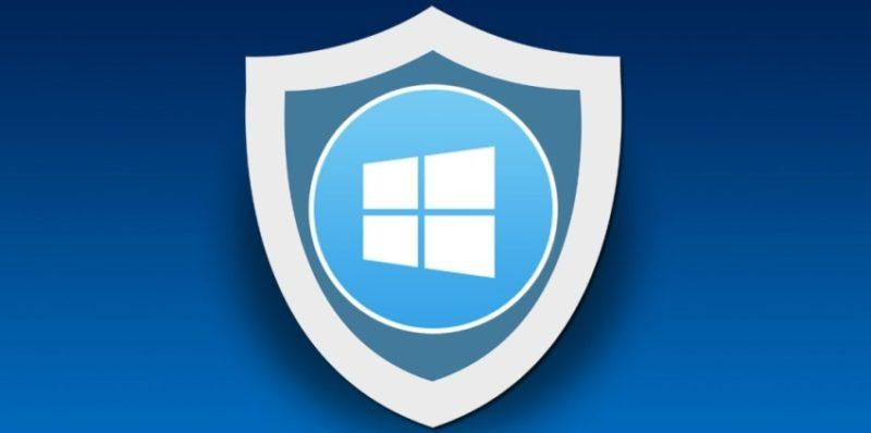 Microsoft Windows Defender фото