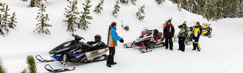 Как выбрать туристический снегоход правильно?