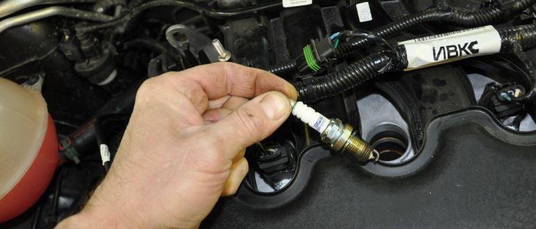 Как правильно выбрать свечи зажигания в авто