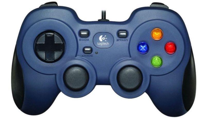 Logitech Gamepad F310 фото