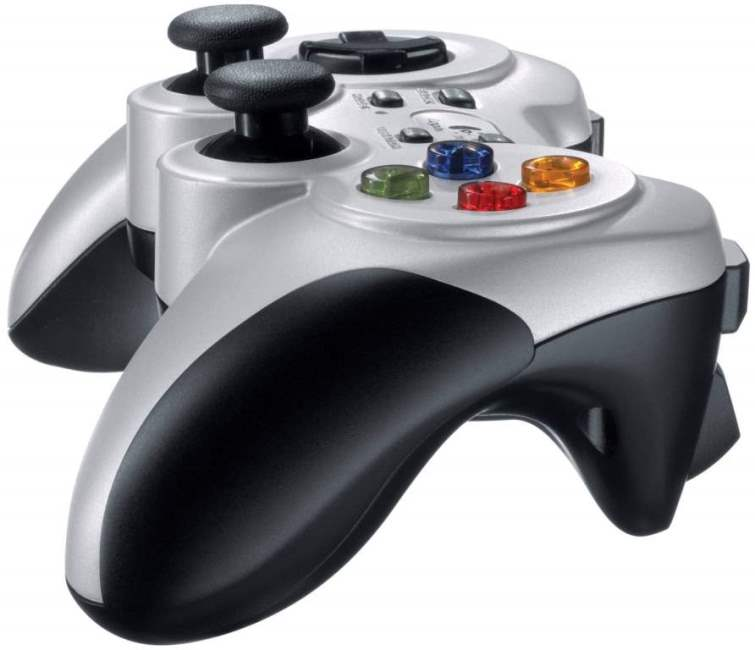 Logitech Wireless Gamepad F710 фото