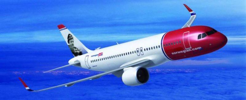 Norwegian Airline фото